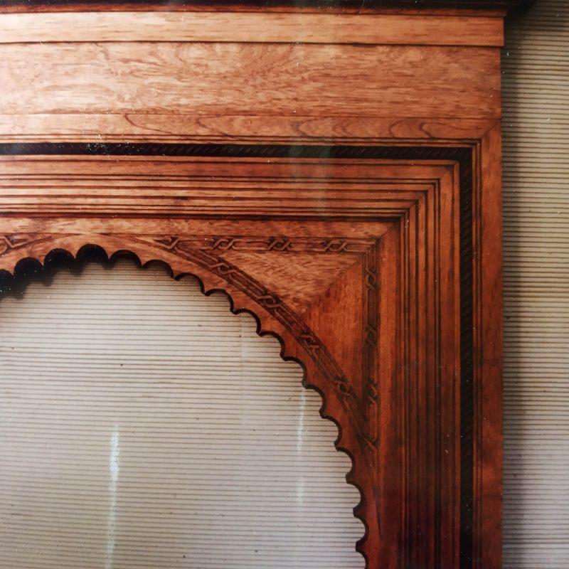 Talla madera Granada